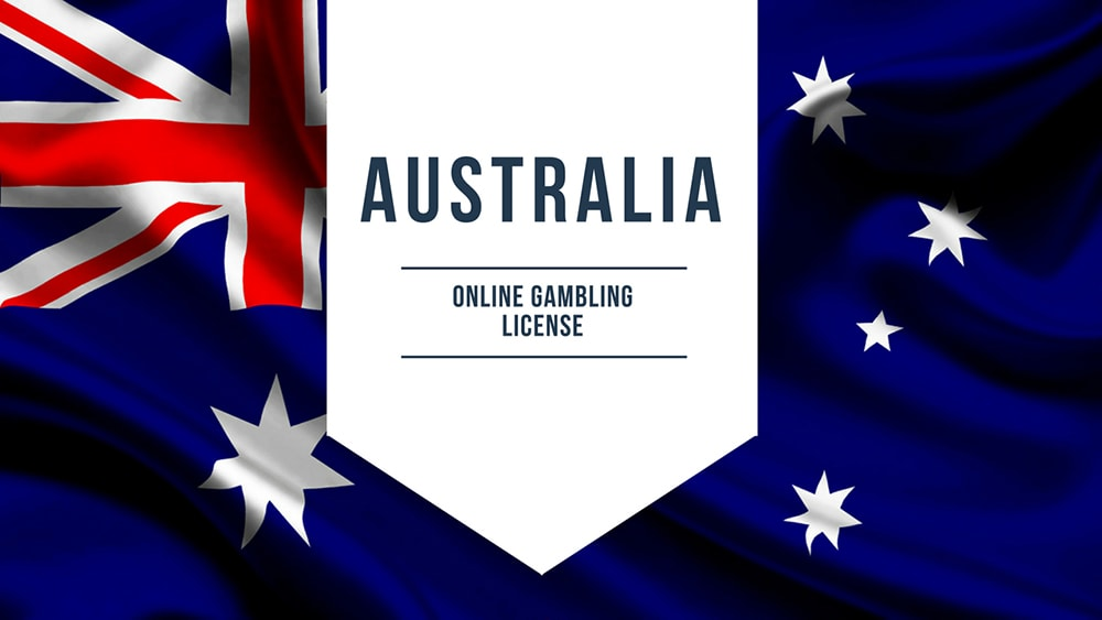 how to get a gambling license in Australia
