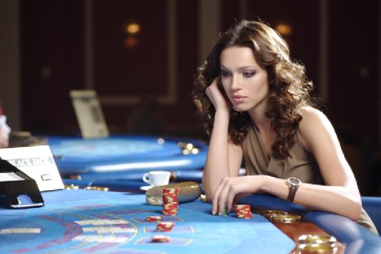 Women and Blackjack inside