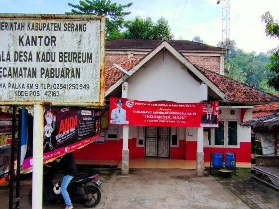 Dicurigai Terjerat Judi Online, Bendahara Desa Kadu Beureum Kabupaten Serang Selewangkan Dana Desa