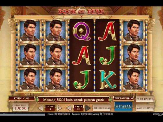 Game Slot Online Gampang Menang