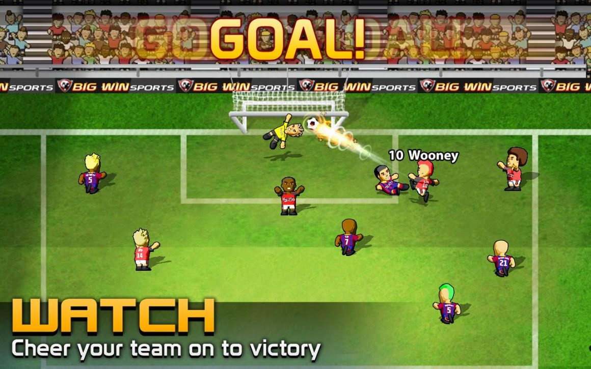 Play Soccer Games Online
