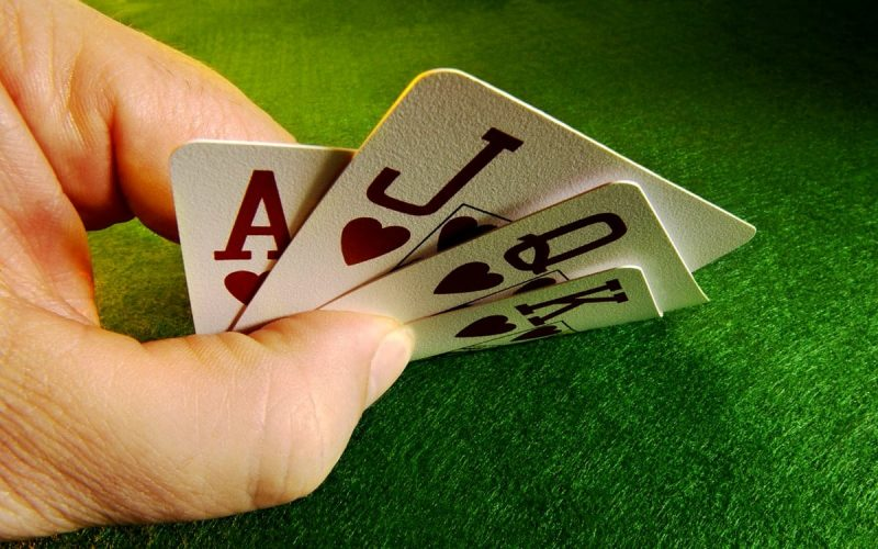 Card Games Are Gambling Games